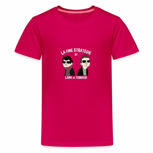 lafinestratégie - T-shirt Premium Ado