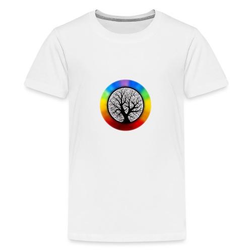 tree of life png - Teenager Premium T-shirt