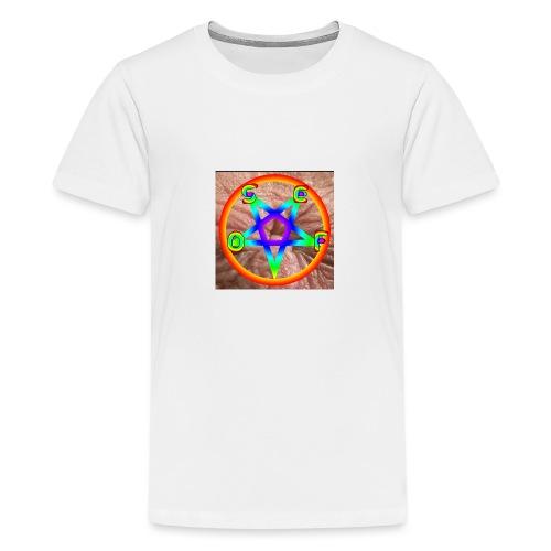 OSEF LOGO jpg - T-shirt Premium Ado
