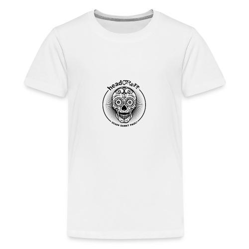 hC logoII star - Teenager Premium T-Shirt