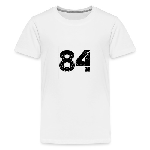 84 vo t gif - Teenager Premium T-shirt