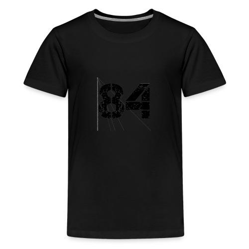 84 vo t gif - Teenager Premium T-shirt