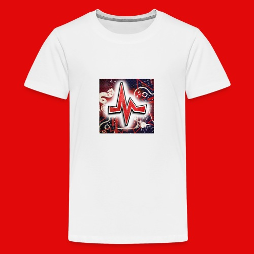 CROSSHUNTER Mousepad - Teenager Premium T-Shirt