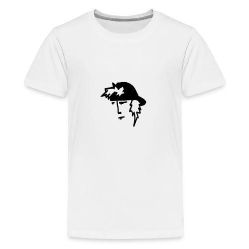 SkateMan - Maglietta Premium per ragazzi