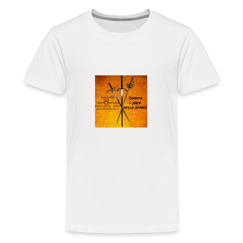 3spade-jpg - Maglietta Premium per ragazzi