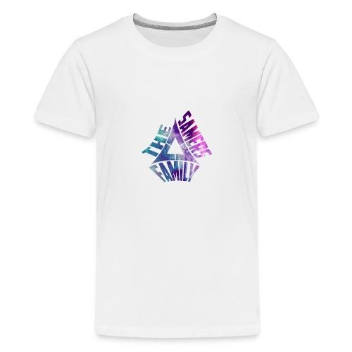 THESAMERSFAMILY-png - Camiseta premium adolescente