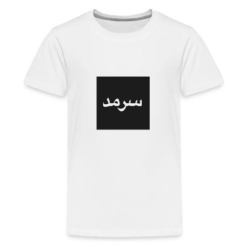 image-jpeg - Premium-T-shirt tonåring