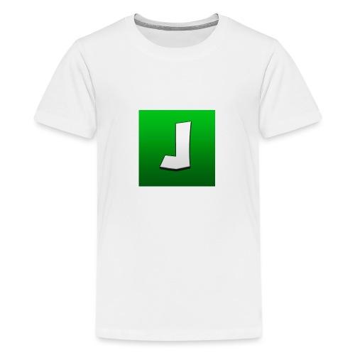 ^ - Premium T-skjorte for tenåringer
