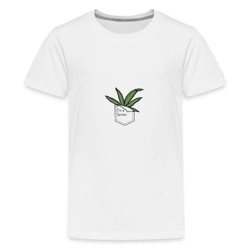 i'm a farmer - Maglietta Premium per ragazzi