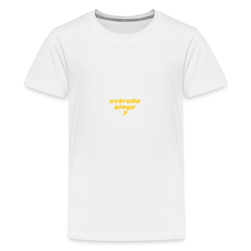 EK7 - Premium-T-shirt tonåring