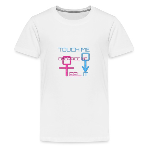 Sex and more on - Teenage Premium T-Shirt