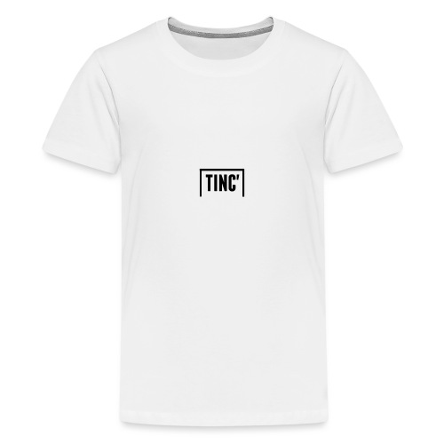TINC SHIRT BASIC - Teenager Premium T-shirt