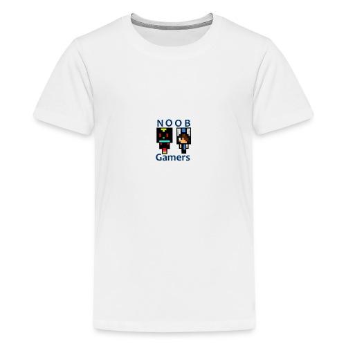 Jompii and Demitri02 Mugg - Premium-T-shirt tonåring
