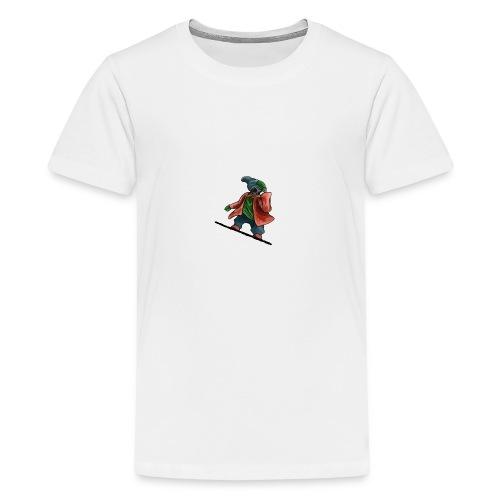 Snowboard - Teenage Premium T-Shirt