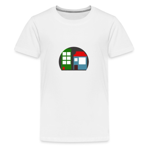 Minetopia T-Shirt - Teenager Premium T-shirt