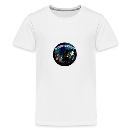 GCNL-Logo Female - Teenager Premium T-shirt