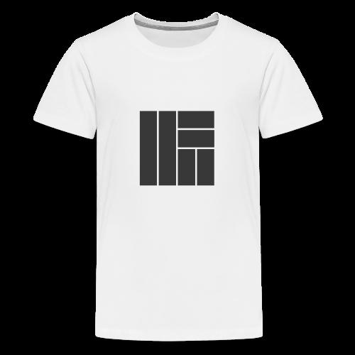 NÖRCup Black Iconic Edition - Teenage Premium T-Shirt