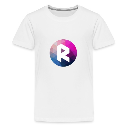 radiant logo - Teenage Premium T-Shirt