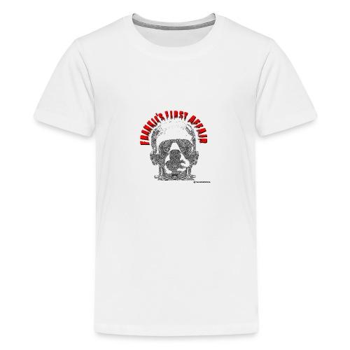Frankiefirstaffair_2 - Camiseta premium adolescente