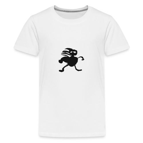 Sanic Dark - Teenager Premium T-Shirt
