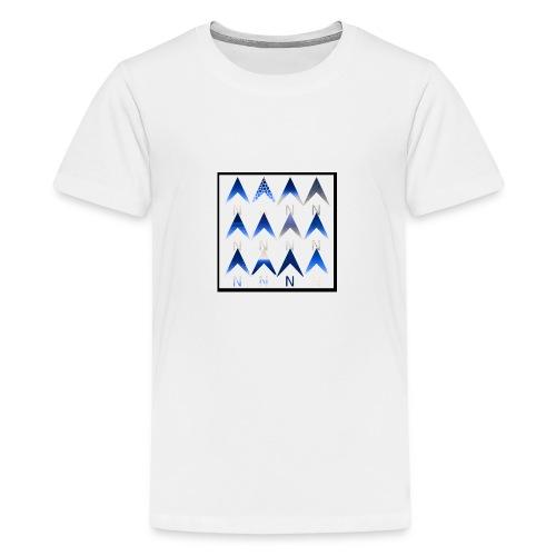 Noordpijlen - Teenager Premium T-shirt