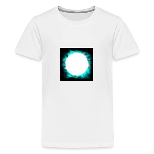 dot png - Teenage Premium T-Shirt