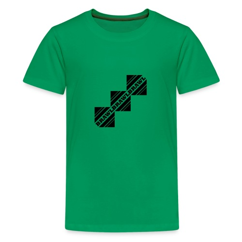 BRAWL TEST - Teenager Premium T-shirt