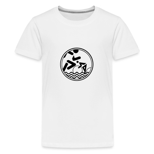 Ostseetriathlon - Teenager Premium T-Shirt