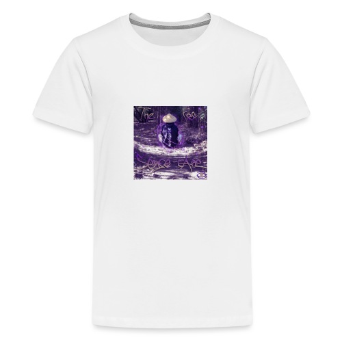 the first sense tape jpg - Teenage Premium T-Shirt