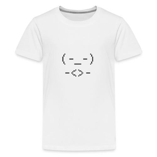 Merkel Raute - Teenager Premium T-Shirt