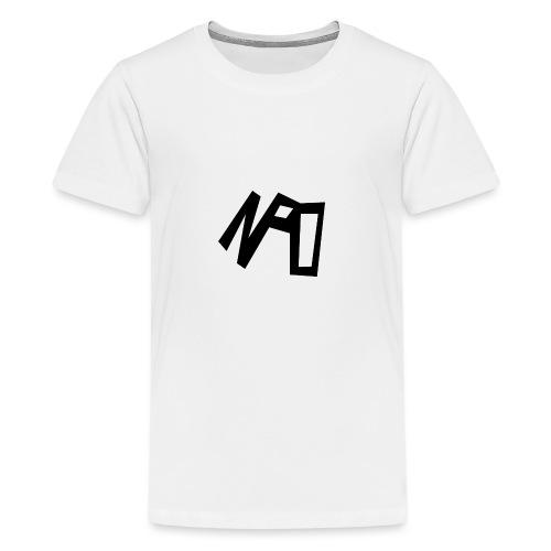 NFO Gang Logo - Teenager Premium T-Shirt