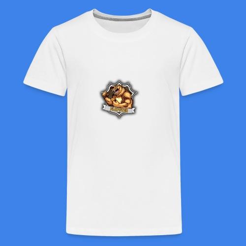 Flayster Hoodie - Teenage Premium T-Shirt