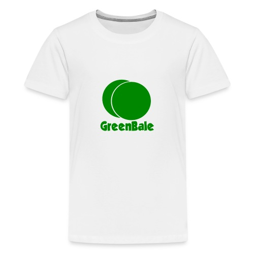 GreenBale Mug - Teenage Premium T-Shirt