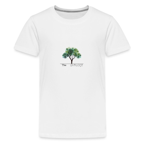 Women Tree Tank Top - Teenage Premium T-Shirt