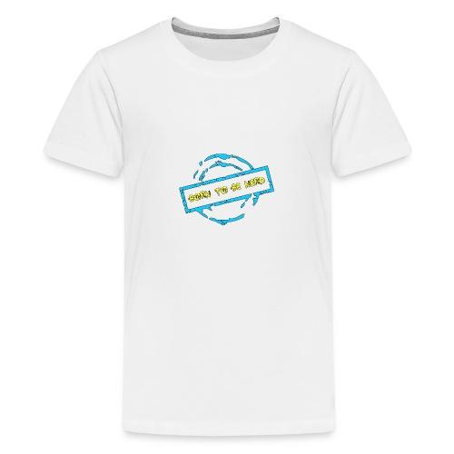 TEST png - Maglietta Premium per ragazzi