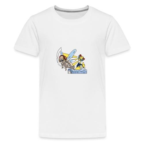Sunshine buzz - Teenager Premium T-shirt