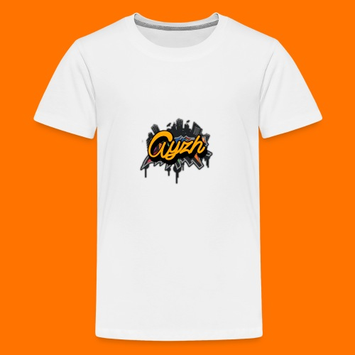 ImAyzh - Teenage Premium T-Shirt