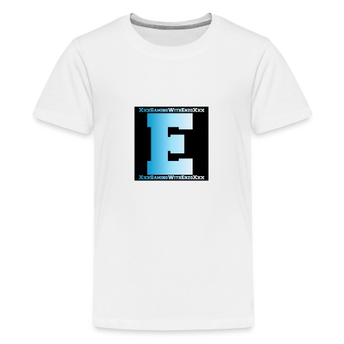 XxxGamingWithEnzoXxx - Teenage Premium T-Shirt