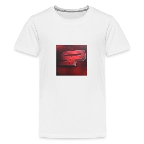 S0rfyPlays Logo - Teenage Premium T-Shirt