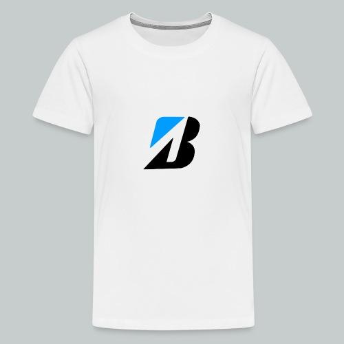 Bass Clan T-shirt - Teenage Premium T-Shirt