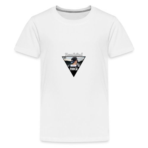 NIR Shirt png - Teenager Premium T-Shirt
