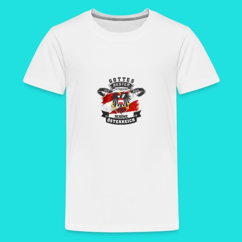 Austria shirt - Teenager Premium T-Shirt