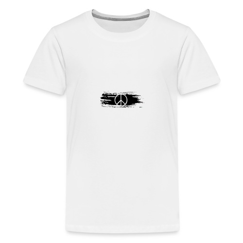 Frieden_join - Teenager Premium T-Shirt