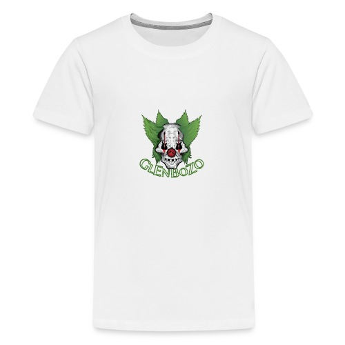 Bandlogo Glenbozo - Teenager Premium T-Shirt