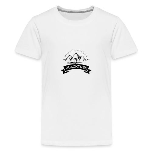 Alpin Super - Teenager Premium T-Shirt