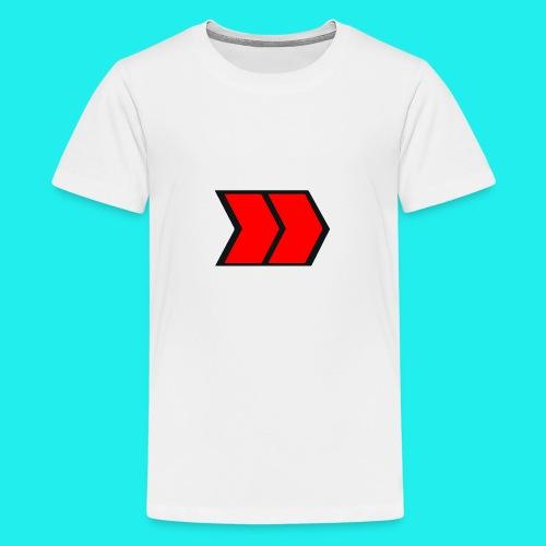 Tapis de souris (format paysage) - T-shirt Premium Ado