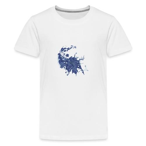 Constellation - Teenager Premium T-shirt