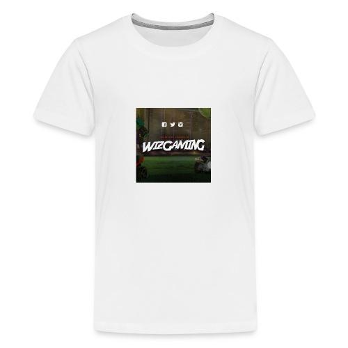 logoWizGaming jpg - T-shirt Premium Ado