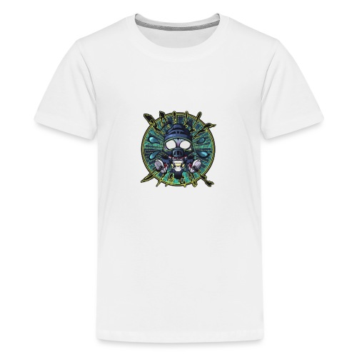 RailleDingue (400ppp - 40 - T-shirt Premium Ado