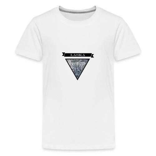 Laska - T-shirt Premium Ado